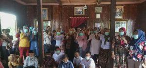 Nazaruddin Hasan,S.H, Ajak Masyarakat Kampung Kelahirannya Dukung Pasangan 'Ramah Berarti'