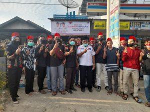 Kampanye Dialogis Bersama Relawan Peci Merah Kecamatan Balai Jaya