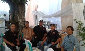 PU dan Jajaran Redaksi Target Kasus News Menghadiri Pesta Pernikahan Keluarga Ka Litbang Target Kasus News