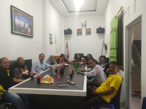 Jurnalis Soft Elegan dan Bermartabat Motto PJTSI dan Team Sergap Terungkap di Rapat Pengurus Dewan Pimpinan Pusat