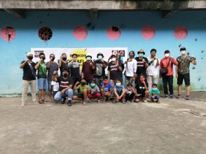 PFI Medan Berbagi Ilmu Fotografi kepada Anak-anak Kampung Sejahtera