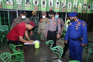 Operasi Yustisi Digelar Serentak, Kapoldasu : Patuhi Jam Operasional