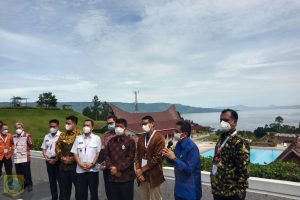 Wabup hadiri rapat dengan Menteri Pariwisata dan Ekonomi Kreatif