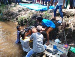 Ditemukan Mayat Tenggelam di Suka Damai Dk 5 F Tambut Rohul Dengan Kondisi Berdarah