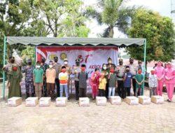 30 Ribu Vaksin Digelontorkan Kapolda Sumut di Kepulauan Nias Selatan