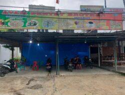 OTK Rusak Warung Ayam Penyet Brother Simpang Pemda