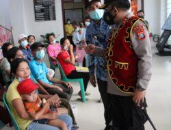 Kunjungi Pulau Terpencil, Kapolda Sumut Pastikan Akselerasi Vaksinasi Sesuai Target