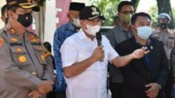 Bupati Zahir : Perintah Presiden, Habiskan Stok Vaksin Di Kabupaten Batubara