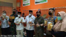 Brigjen TNI Animo dan Ketua Kadin Bengkalis Sepakat Pembicaraan Penguatan Ekonomi