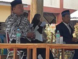 Burhanuddin Harahap Wisuda 77 Siswa Program Intensif Tahfizul Quran dan Hadist