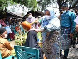 Bupati  Bengkalis Buka Festival Mandi Safar Rupat Utara