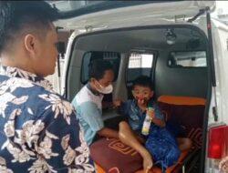 Warga Tanggamus Penderita Bengkak Jaringan Otot ke RS Bintang Amin