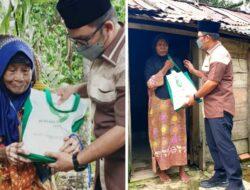 Kerap Berbagi, Ketua MKGR/AMIR Muba Patut Diapresiasi
