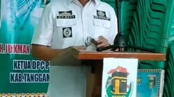 Wabup Hadiri Muscab ke 6 DPC PPP Kabupaten Tanggamus