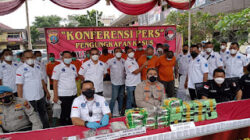 Sat Narkoba Polrestabes Medan Ungkap Penyelundupan Narkotika Jenis Sabu Seberat 23 Kg