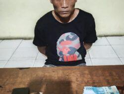Satresnarkoba Polres Simalungun Tangkap Bandar Shabu Di Batu VII