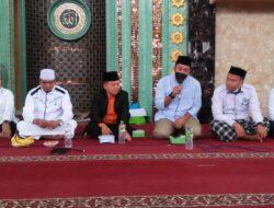 Koordinator FKJMI Medan Marelan Adakan Khataman Al-Qur'an Untuk Almarhum Istri Wakil Walikota Medan